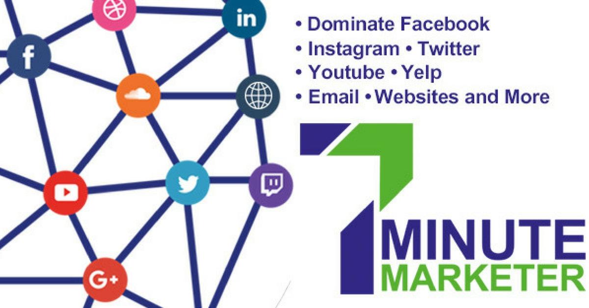 7 Minute Marketer